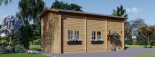 Wohnmobil Garage (44 mm) 4x8 m, 32 m² visualization 6