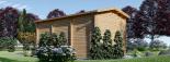 Wohnmobil Garage (44 mm) 4x8 m, 32 m² visualization 5