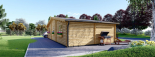 Blockbohlenhaus  FILL (44 mm) 60 m² visualization 5
