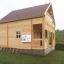 Blockbohlenhaus LIVINGTON (44 mm) 72 m² customer 2