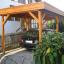 Carport aus Holz für 1 Auto MODERN, 3x6 m customer 1