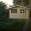Gartenhaus LILLE (34 mm) 4x5 m, 20 m² customer 3