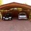 Carport aus Holz für 2 Autos BETSY DUO, 6.1x6 m customer 2
