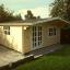 Gartenhaus WISSOUS (34 mm) 5x5 m, 25 m² customer 2