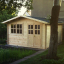 Gartenhaus LILLE (34 mm) 4x3 m, 12 m² customer 1