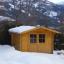 Gartenhaus PETER (34 mm) 3x4 m, 12 m² customer 1
