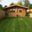 Gartenhaus NINA (44 mm) 6x6 m, 36 m² customer 1