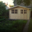 Gartenhaus LILLE (34 mm) 4x3 m, 12 m² customer 3