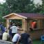 Verkaufskiosk (28 mm) 3x3 m, 9 m² customer 2