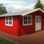 Gartenhaus LILLE (34 mm) 4x5 m, 20 m² customer 1
