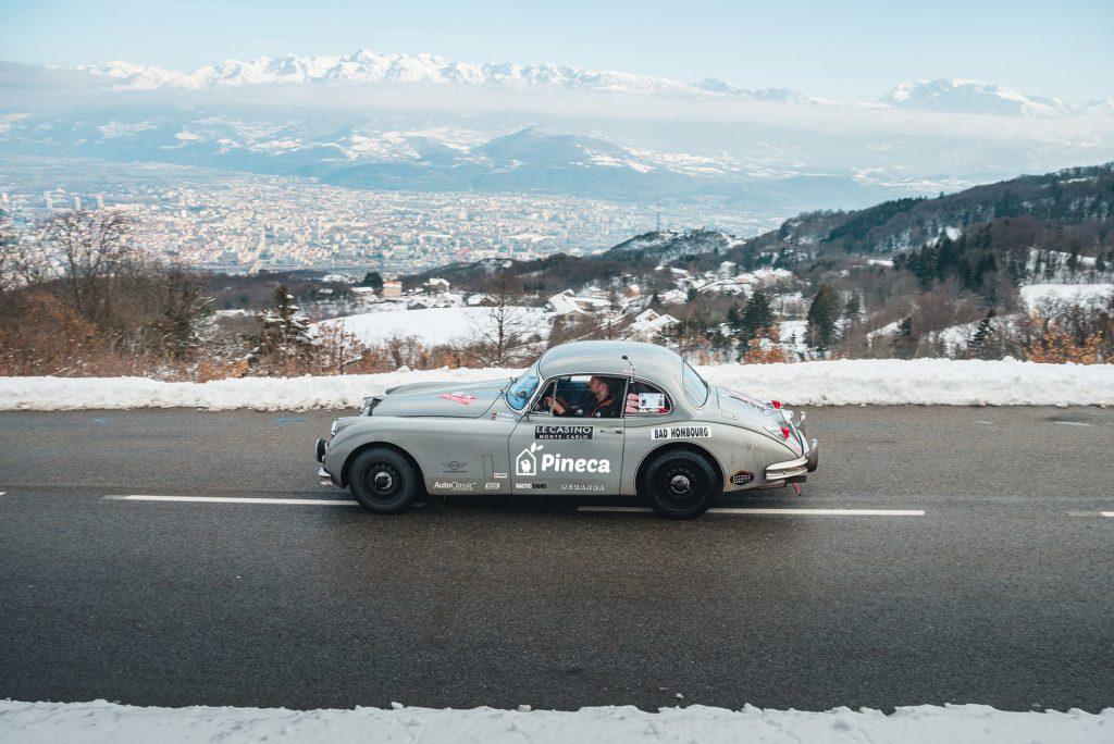 Monte-Carlo Rallye - Foto von Rytis Petrauskas